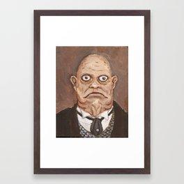 Obediah Marsh Framed Art Print