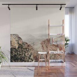INTO THE CANYON Wall Mural