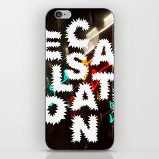 Escalation iPhone & iPod Skin
