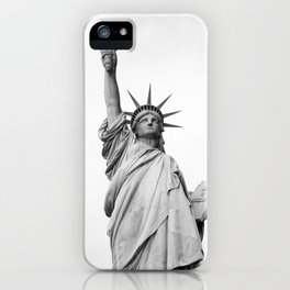 Statue of Liberty (NYC) iPhone Case