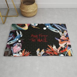 The Wall Immersion Rug