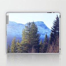 Närvik Mountains and Forest Laptop & iPad Skin