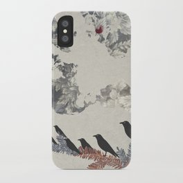 The Carrion Crow 2 iPhone Case