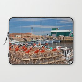 Seacow Pond Harbour Laptop Sleeve