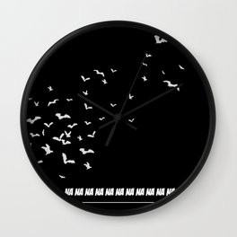 Na Na Na Batmaaan Wall Clock