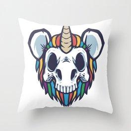 Unimouse :: HelloMickey Throw Pillow