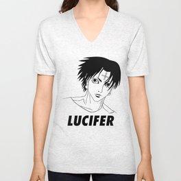 Kuroro Lucifer HunterXHunter Unisex V-Neck