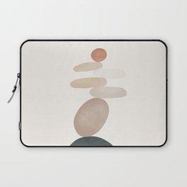 Balancing Stones 24 Laptop Sleeve