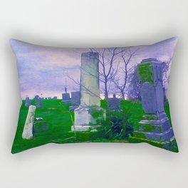 Mt. Zion Cemetary Rectangular Pillow