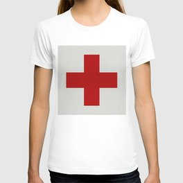 Remember Red Cross T-shirt