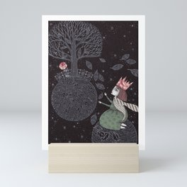 Five Hundred Million Little Bells (4) Mini Art Print