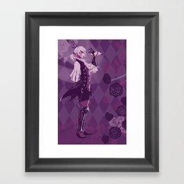 Fire Emblem Fates Joker Framed Art Print