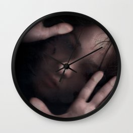 I'm drifting in deep water Wall Clock