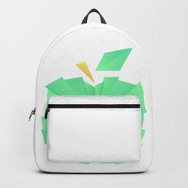 Green Apple Backpack