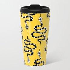 snakes Metal Travel Mug