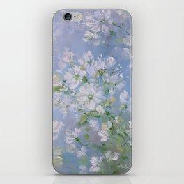 Sweet Wild Roses iPhone Skin