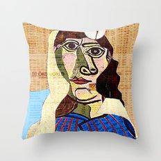 Picasso Women 4 Throw Pillow