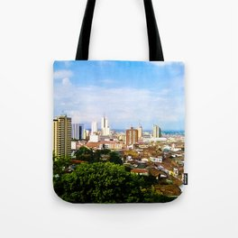 View Cali Valle del Cauca. Tote Bag