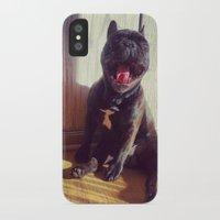bruno mars iPhone & iPod Cases featuring Bruno by Fernanda Cataldo
