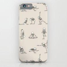 Skeleton Yoga Slim Case iPhone 6s