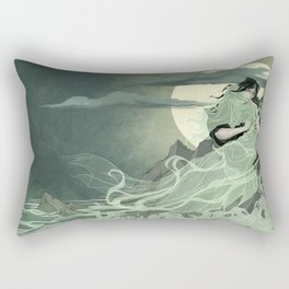 Anabelle Lee Rectangular Pillow