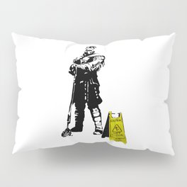 Every day heroes - Mop Champion Pillow Sham