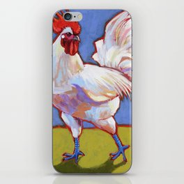 Bresse Rooster 2017 iPhone Skin
