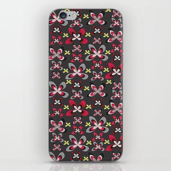 Modern Bloom iPhone Skin