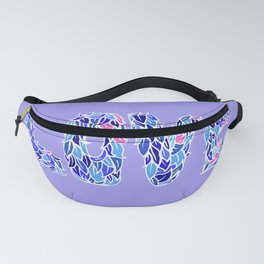 Floral Love (Winter Version) Fanny Pack