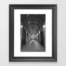 6th 1/2 Ave Framed Art Print