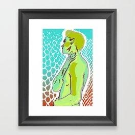 Snake Charmers Season2-04 Framed Art Print