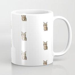 Polka Cat Original Coffee Mug