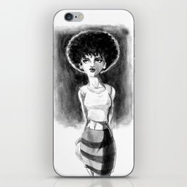 Afro Punk iPhone Skin