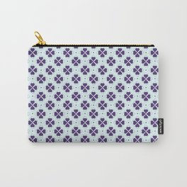 Royal Clover - Purple Carry-All Pouch