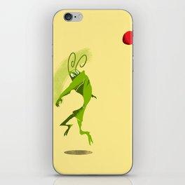 Go Long iPhone Skin