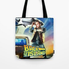 Back to the Island (part duex) Tote Bag