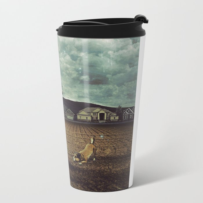 neighborhood Metal Travel Mug
