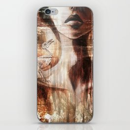 Forever yours iPhone Skin
