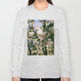 spring is inspiration Long Sleeve T-shirt