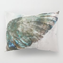 An angel lost its wing Pillow Sham
