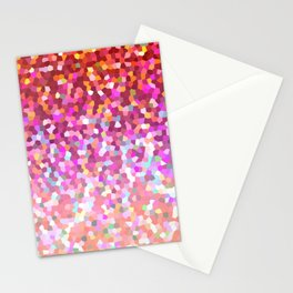Mosaic Sparkley Texture G148 Stationery Cards