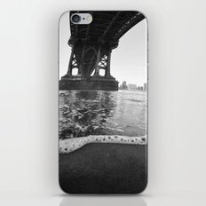 Under The Manhattan Bridge iPhone & iPod Skin