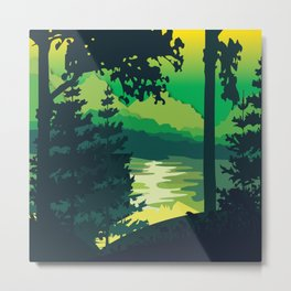 My Nature Collection No. 3 Metal Print