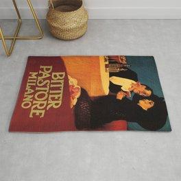 Vintage poster - Bitter Pastore Milano Rug