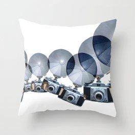 Pronto Throw Pillow