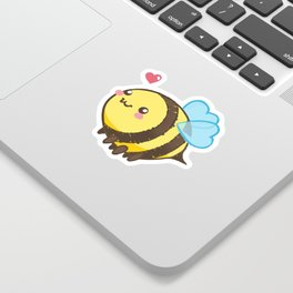 Bee Luv Sticker