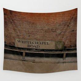 Old Haunts - Whitechapel Road,  London Wall Tapestry
