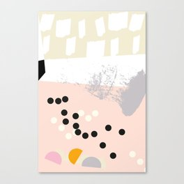 Tipping Point No.2 Canvas Print