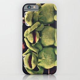 Kermit - Green Frog iPhone Case