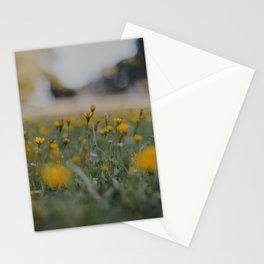 Yellow Summer Stationery Cards